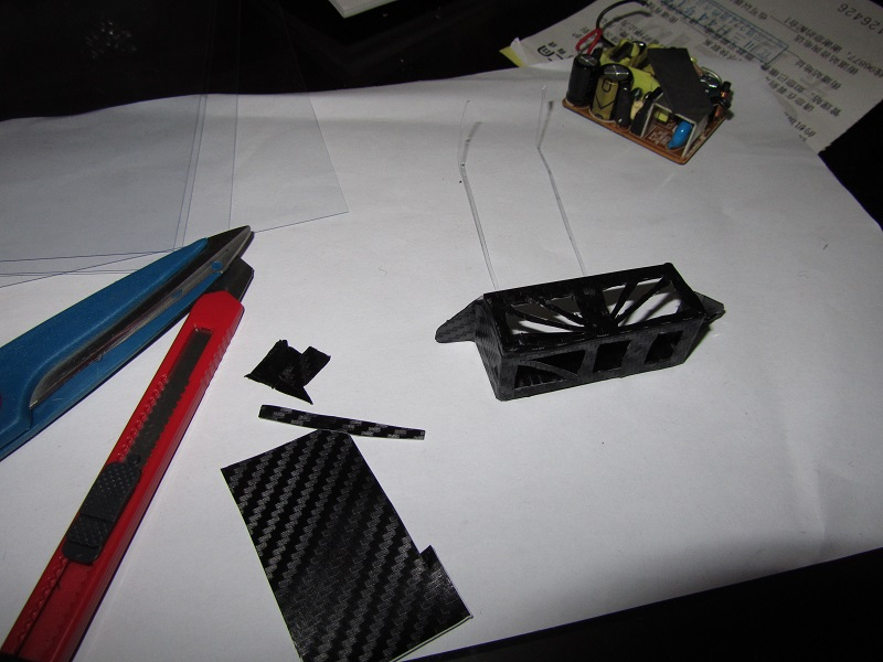 Picture of Create a Little Support for Your Power Supply