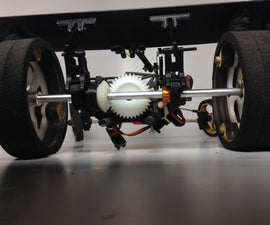 16-Foot Elastic RC car Tutorial