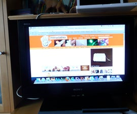 Connect your Mac to a HDTV