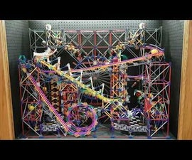 Courage - a Knex Ball Machine
