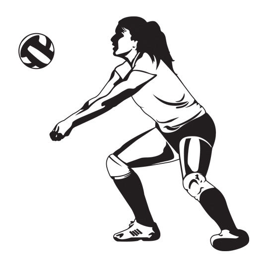 Picture of How to Bump a Volleyball