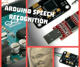 Voice Recognition ,Arduino