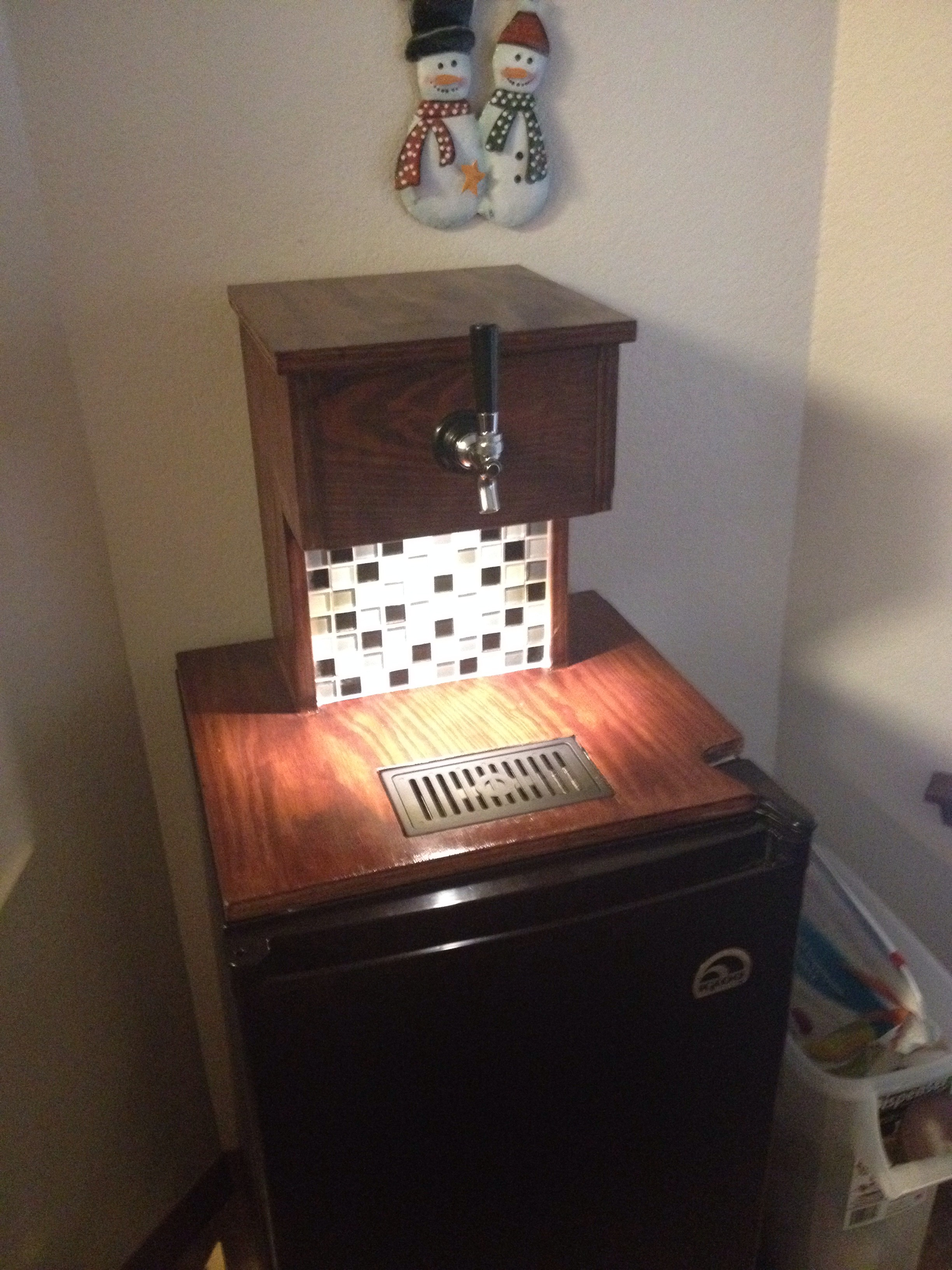 Picture of My Kegerator Project
