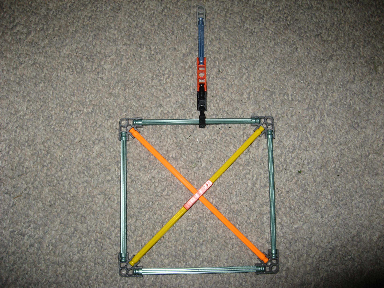 Picture of Very Simple K'nex Target