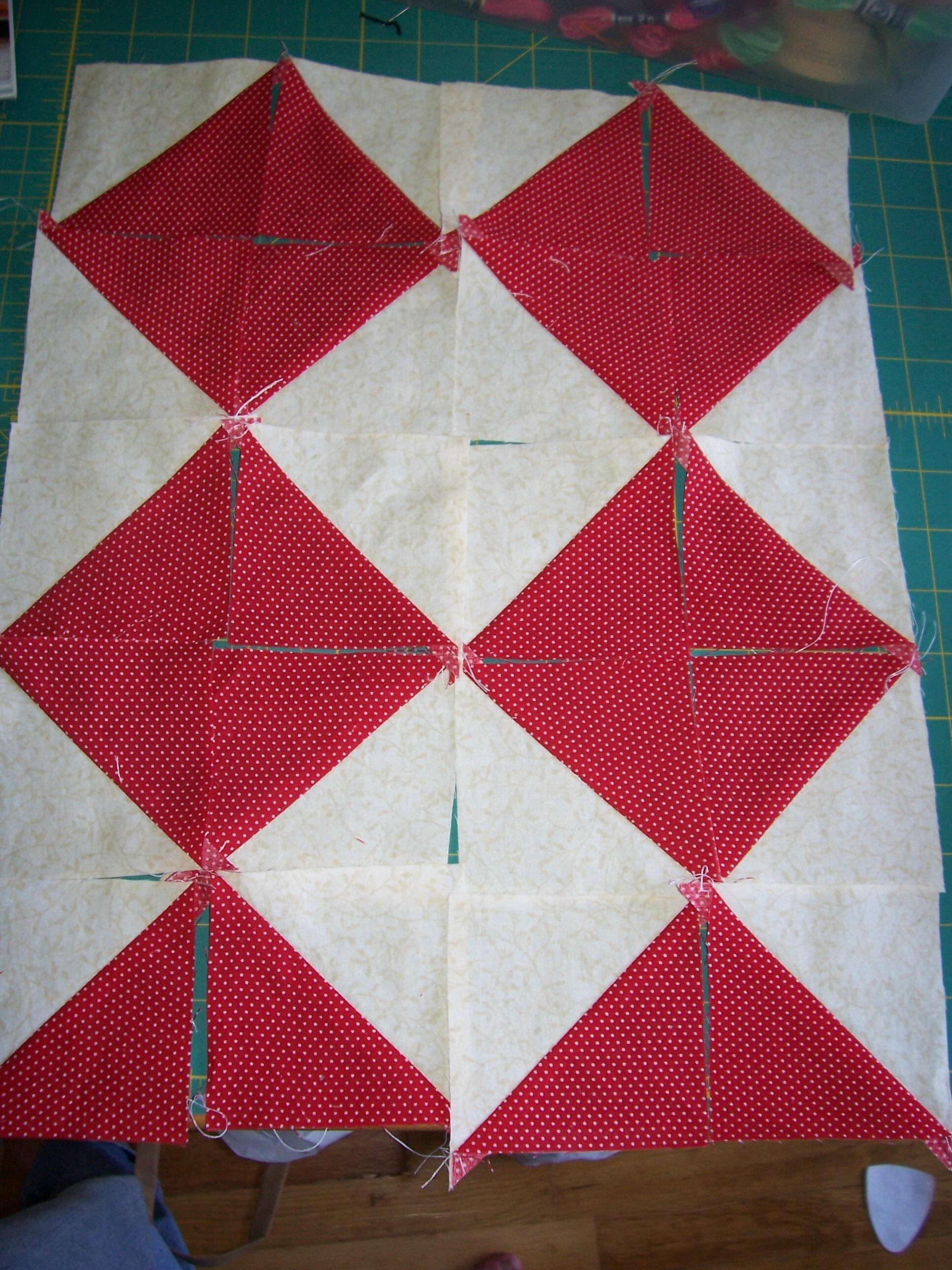 Picture of Quilt Construction