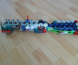 Knex China Lake Grenade Launcher Posted