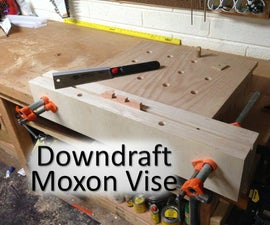 Downdraft Moxon Vise