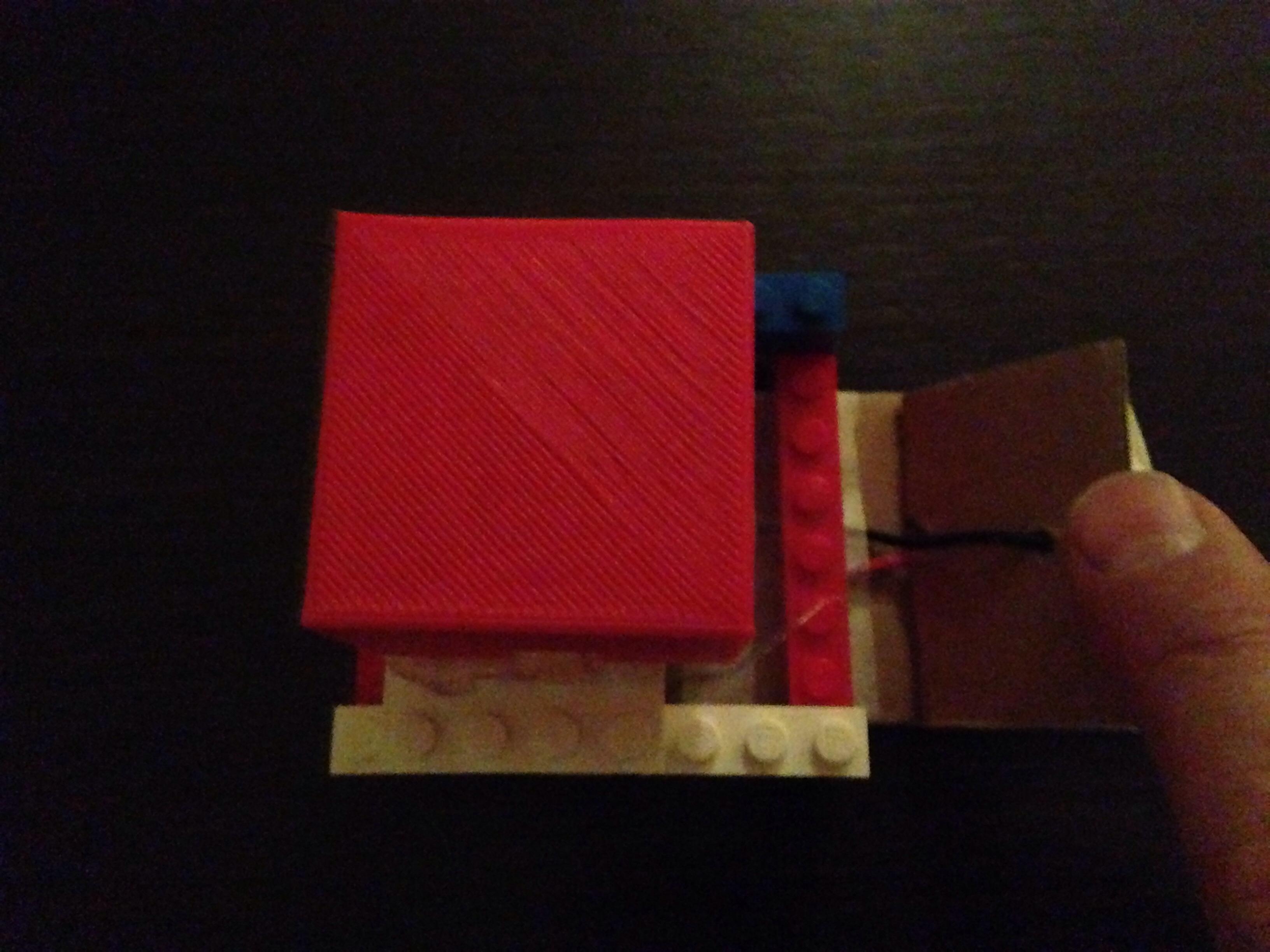 Picture of Secret Message Light Box