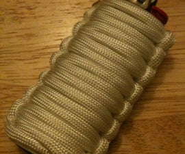 Cobra Weaved Lighter