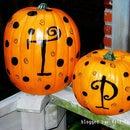 Pumpkin craft materials!