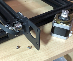 Installing Stepper Motor Vibration Dampers on the Creality CR10