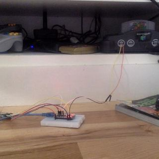 Picture of How to Build a N64 TASBot