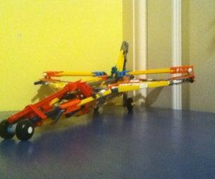 K'nex Fighter Jet Plane