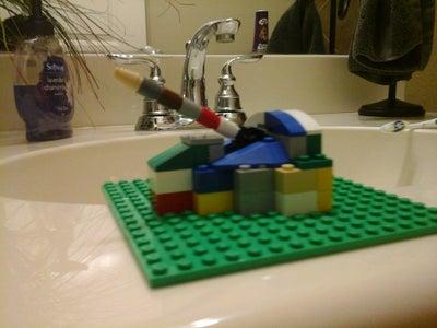Lego Artillery