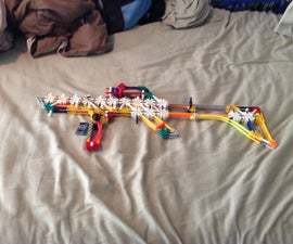 Akc Knex Tubular/horizontal Mag Gun Plus Instructions