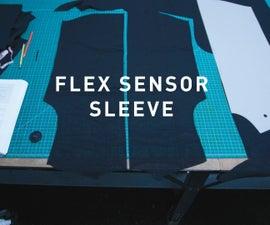 EMBEDDED FLEX SENSOR SLEEVE