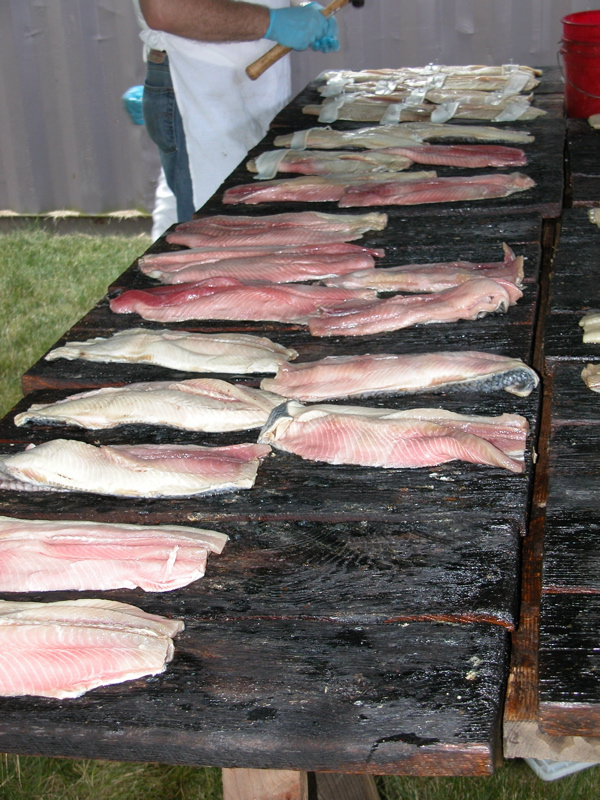Picture of Shad Bake (Connecticut Style)