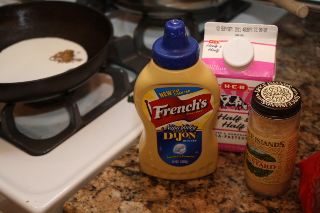 Picture of Easy Asparagus Dijon Sauce