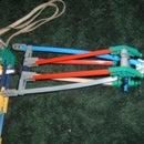 Knex bipod....for all guns like the siparani rifle