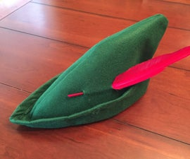 How to Make a Robin Hood Hat