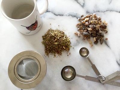 HOMEBREWED LOOSE LEAF TEA