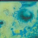 Yellow Ochre and Ammonia patina on Copper Patina