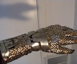 Scaled Dragon Glove