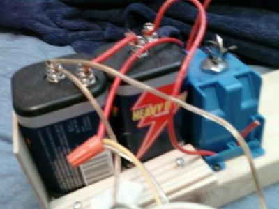 How has built an ROV?