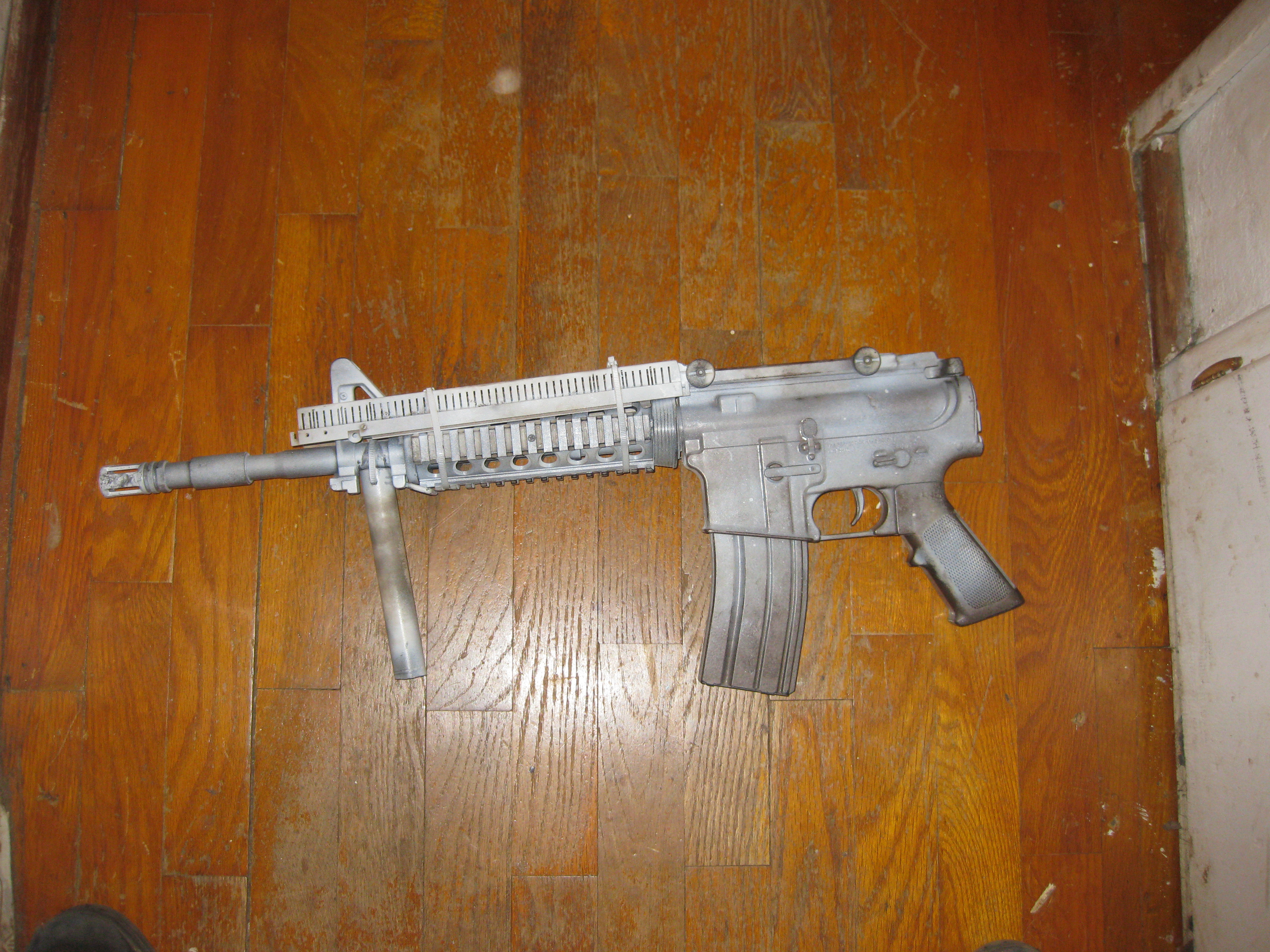 Picture of Airsoft M-16 Transformation