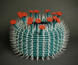 Cable Tie Cacti
