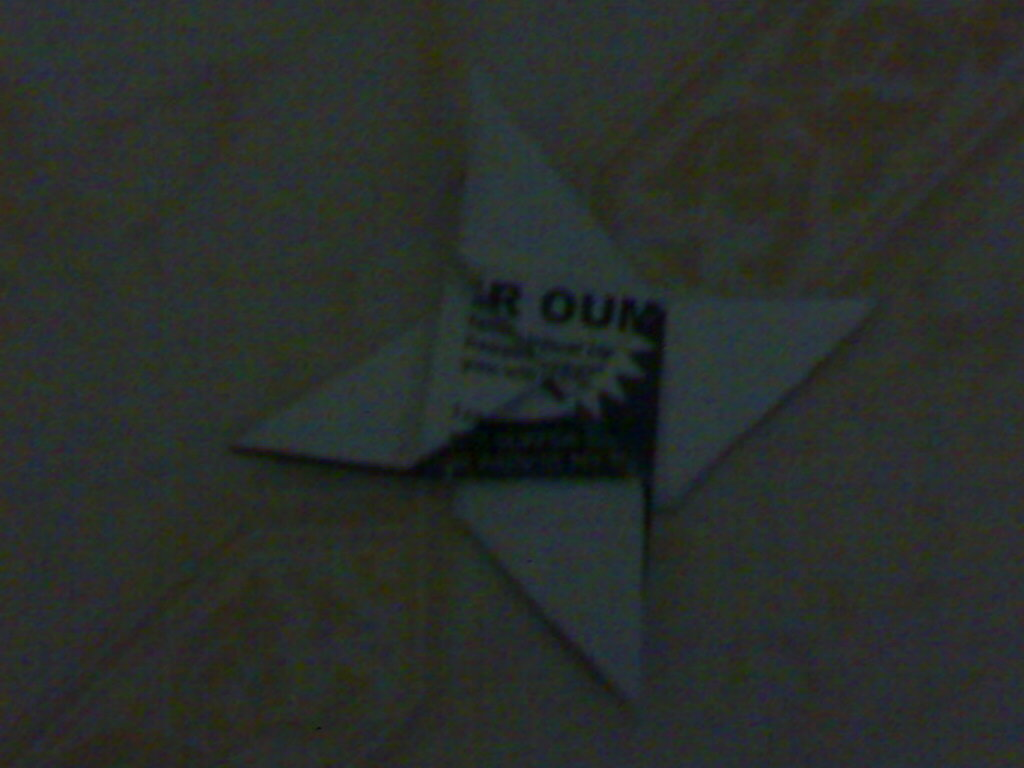 Picture of 4-Pointed Star