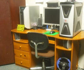 My awesome PC workspace