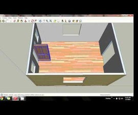 Design Your Own Tiny House Using Sketchup