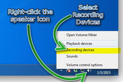 Picture of Tips on PC Soundcard Settings