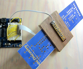 DIY Paper Tape/Punch Card Maker and Reader