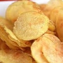 Cheap and easy potato chips
