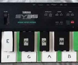 Easy MIDI Bass Pedals From Your Old MIDI Keyboard