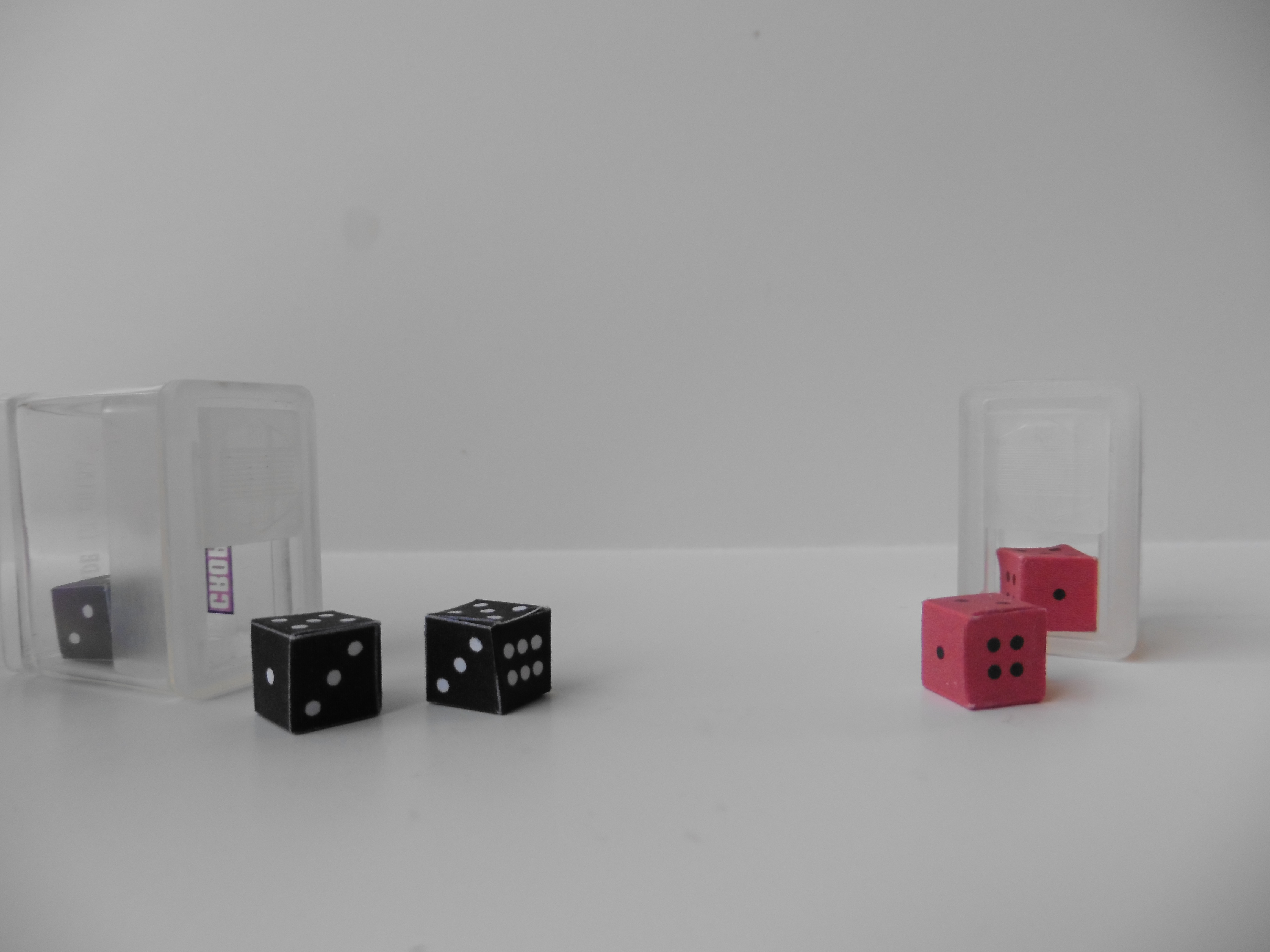 Picture of Cards and Dice
