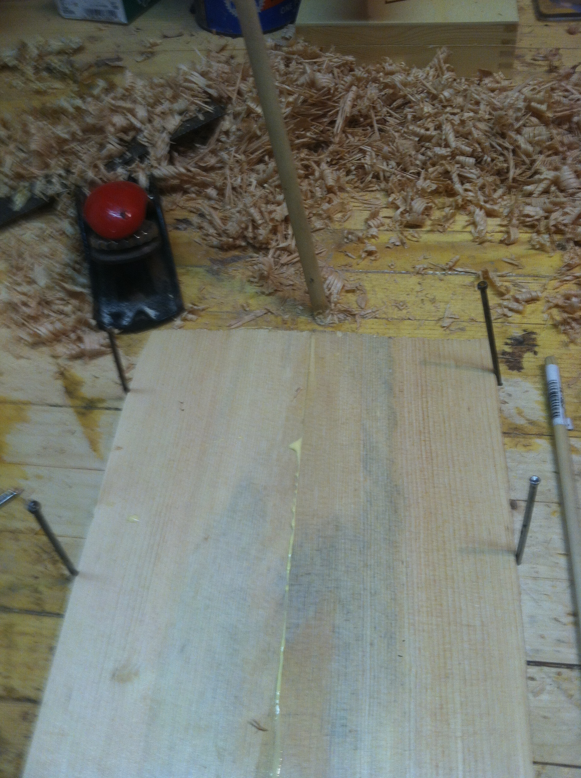 Picture of Milling the Top
