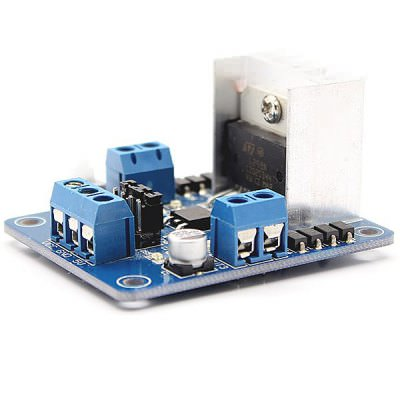 Picture of Motor Controller Board