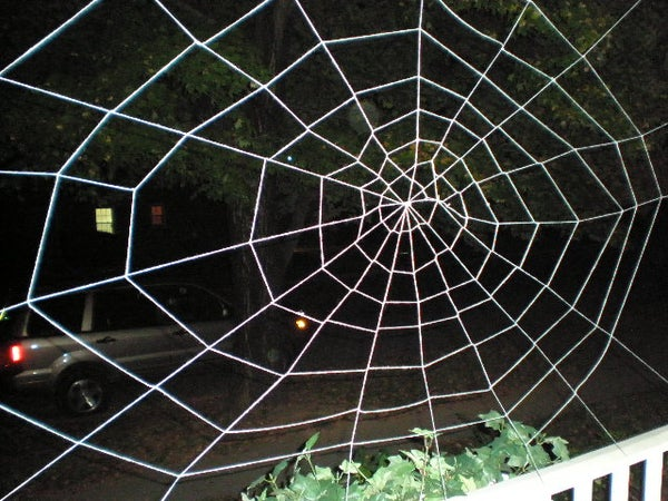 Halloween Spiderweb