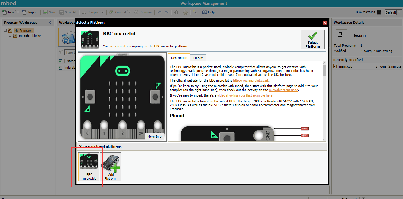 Picture of Choose New Program