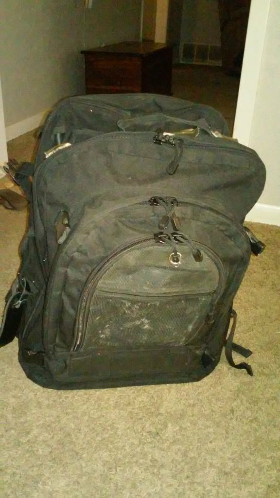 Picture of Deconstructing a Back Pack