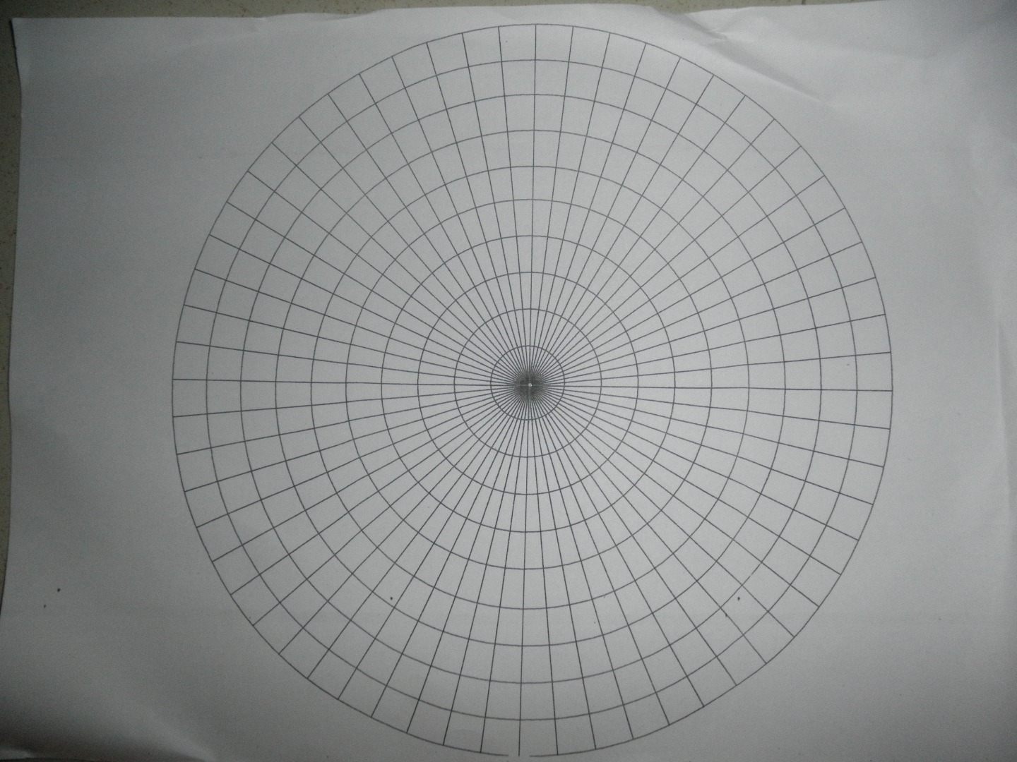 Picture of Making Gear Template