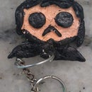 Jon Snow Key Chain
