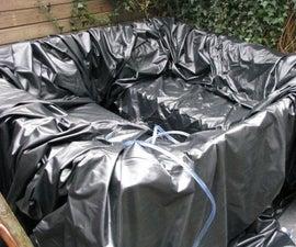 Cheap DIY Hot Tub Jacuzzi