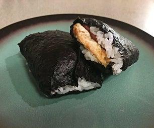 Pork Musubi (Okinawan Rice Ball)