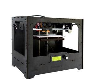 How to DIY a Duplicator 5 Dual Extruder 3D Printer-part 3