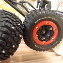 RC Car Studded Tires