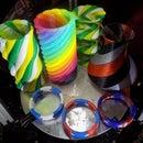 DIY Full Color Mixing 3D Printer